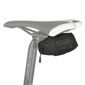 Syncros Saddle bag frame digital black/grey