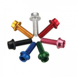 Token aloy cage bolts tk-b516-red
