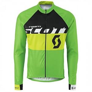 Scott Rc Team Green Uzun Kol Forma
