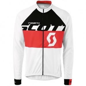 Scott Rc Team Red Uzun Kol Forma