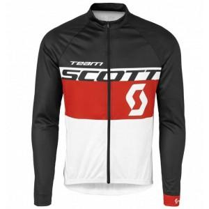 Scott Rc Team Wht/Red Uzun Kol Forma