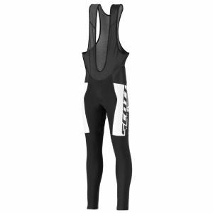 Scott RC Team AS 10 Uzun Askılı Tayt Siyah / Gri