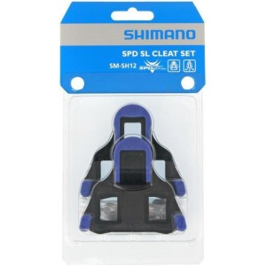 Shimano sm-sh12 spd sl cleat set mavi